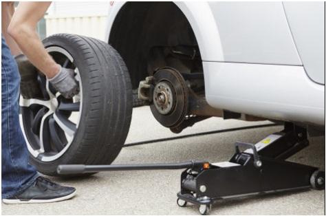 Thay lốp xe ô tô tại Vũng Tàu